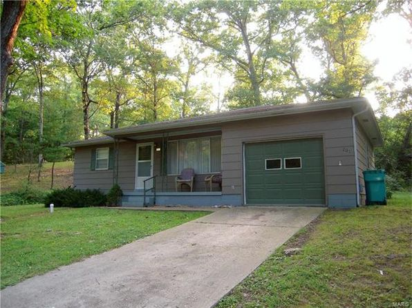 2 bed 1 bath Single Family at 201 Shady Ln Steelville, MO, 65565 is for sale at 69k - 1 of 17