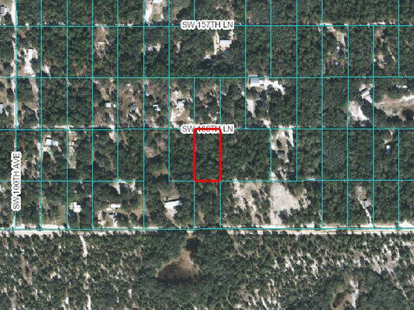 null bed null bath Vacant Land at  Tbd SW 158 Ln Dunnellon, FL, 34432 is for sale at 10k - google static map