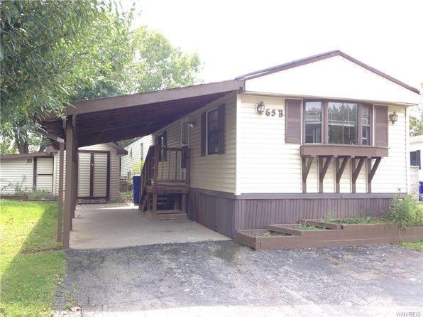 2 bed 1 bath Mobile / Manufactured at 65B Elmhurst Dr Lockport, NY, 14094 is for sale at 9k - 1 of 19