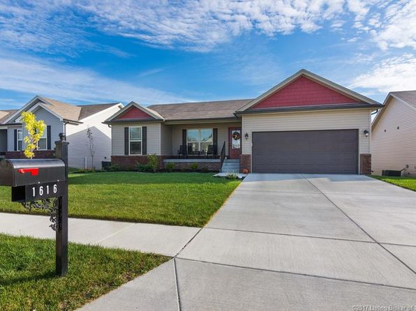 4 bed 3 bath Single Family at 1616 Regans Way Jeffersonville, IN, 47130 is for sale at 207k - 1 of 37