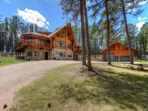4 bed 4 bath Single Family at 12331 Rock Chimney Rd Custer, SD, 57730 is for sale at 645k - 1 of 31