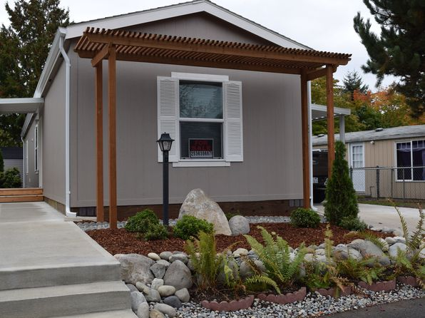 3 bed 2 bath Mobile / Manufactured at 29401 Military Rd S Federal Way, WA, 98003 is for sale at 93k - 1 of 14