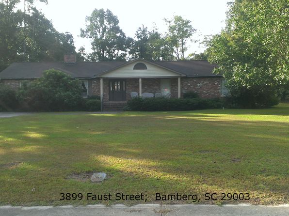 3 bed 2 bath Single Family at 3899 Faust St Bamberg, SC, 29003 is for sale at 175k - 1 of 23