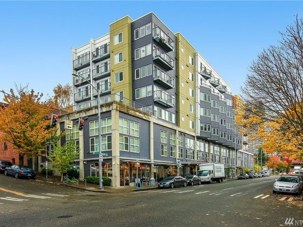 1 bed 1 bath Condo at 2440 Western Ave Seattle, WA, 98121 is for sale at 445k - 1 of 22