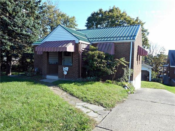 2 bed 1 bath Single Family at 810 Glencairn St West Mifflin, PA, 15122 is for sale at 60k - 1 of 25