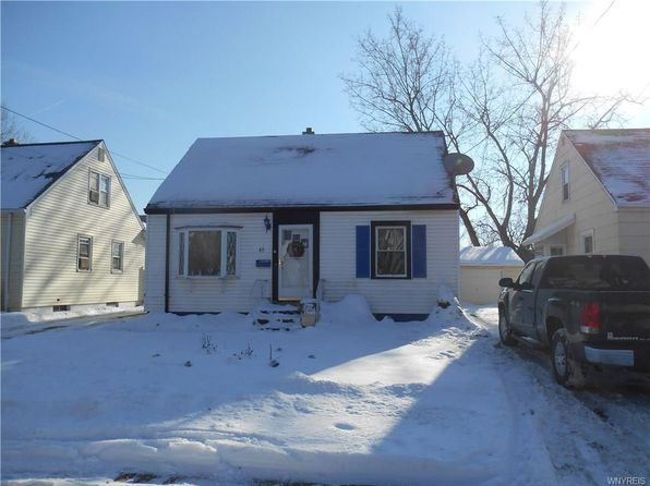 3 bed 1 bath Single Family at 43 Ladner Ave Buffalo, NY, 14220 is for sale at 70k - 1 of 9