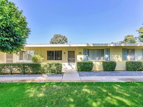 1 bed 1 bath Single Family at 9657 N 111th Ave Sun City, AZ, 85351 is for sale at 74k - 1 of 20