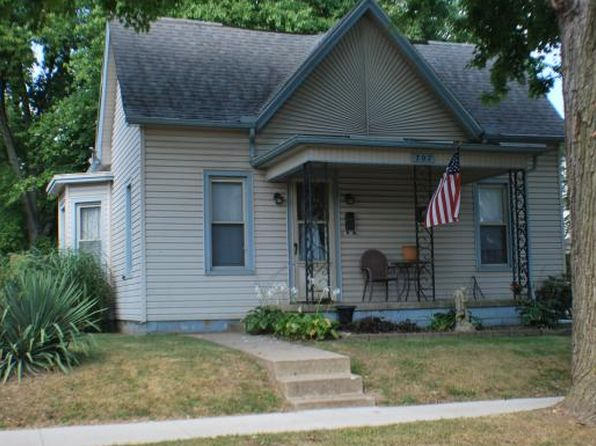 2 bed 1 bath Single Family at 707 Vance St Paris, IL, 61944 is for sale at 47k - 1 of 11