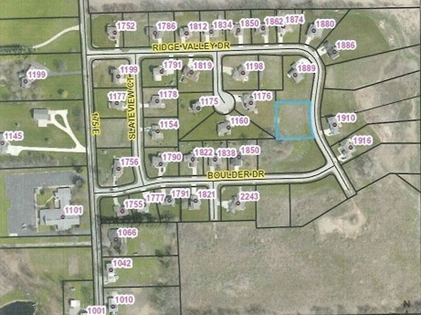 null bed null bath Vacant Land at  Tbd E Ridge Valley Dr Warsaw, IN, 46582 is for sale at 42k - google static map