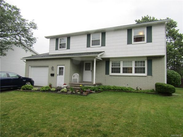 4 bed 2 bath Single Family at 20 Davis Rd West Seneca, NY, 14224 is for sale at 190k - 1 of 21