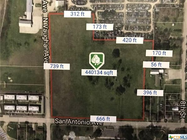 null bed null bath Vacant Land at 920 SAN ANTONIO AVE SEGUIN, TX, 78155 is for sale at 500k - google static map