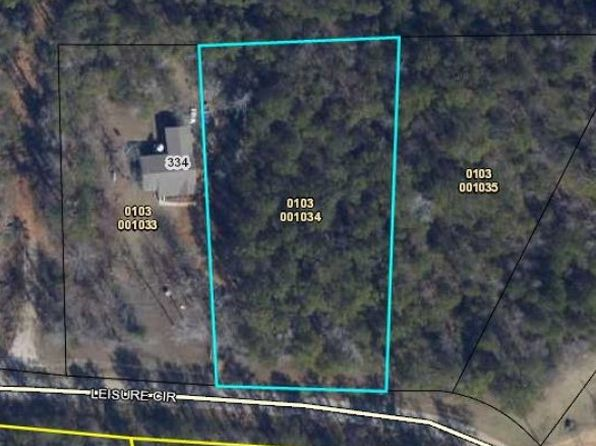 null bed null bath Vacant Land at 27 Leisure Cir Pine Mountain, GA, 31822 is for sale at 6k - google static map