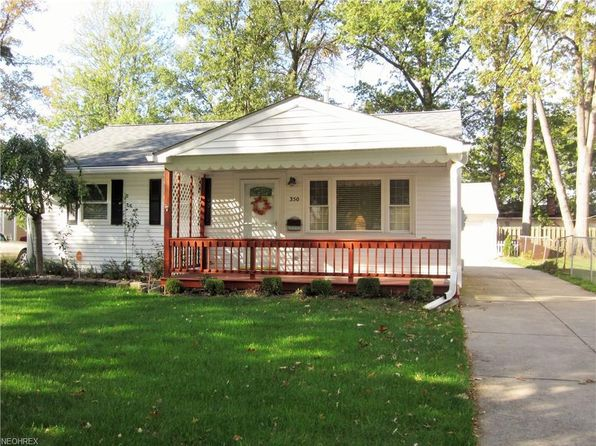 3 bed 1 bath Single Family at 350 Marseilles Ave Elyria, OH, 44035 is for sale at 90k - 1 of 17