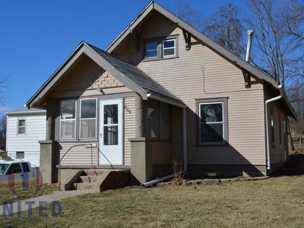 3 bed 1 bath Single Family at 2119 S Olive St Sioux City, IA, 51106 is for sale at 87k - google static map