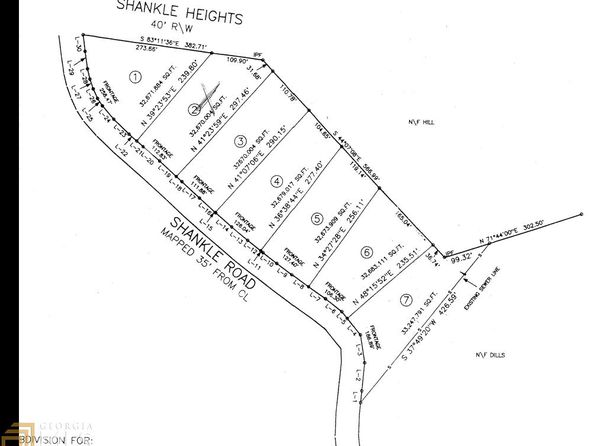 null bed null bath Vacant Land at 0 Shankle Rd Commerce, GA, 30529 is for sale at 15k - google static map