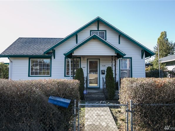 4 bed 1 bath Single Family at 7228 S Prospect St Tacoma, WA, 98409 is for sale at 215k - 1 of 25