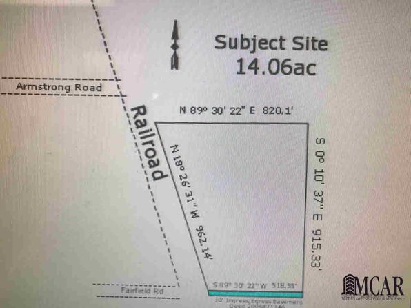 null bed null bath Vacant Land at 0 W Sub Station Rd Temperance, MI, 48182 is for sale at 84k - google static map