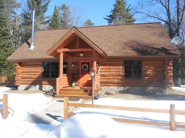 3 bed 2 bath Single Family at 5700 Cth Land O' Lakes, WI, 54540 is for sale at 210k - google static map