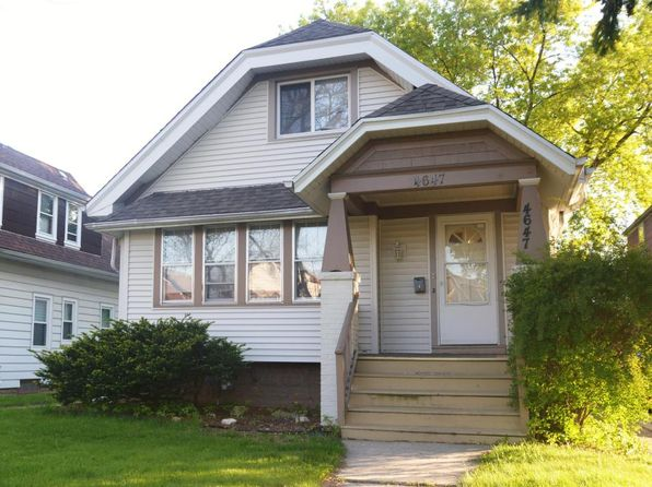 4 bed 1 bath Single Family at 4647 W Medford Ave Milwaukee, WI, 53216 is for sale at 74k - 1 of 6