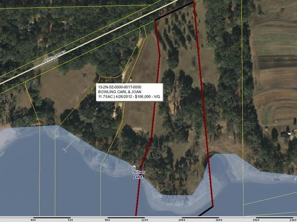 null bed null bath Vacant Land at 4741 Ashville Hwy Monticello, FL, 32344 is for sale at 250k - google static map