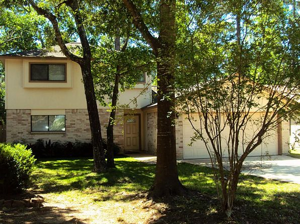 4 bed 2 bath Single Family at 18 E White Willow Cir Spring, TX, 77381 is for sale at 188k - 1 of 6