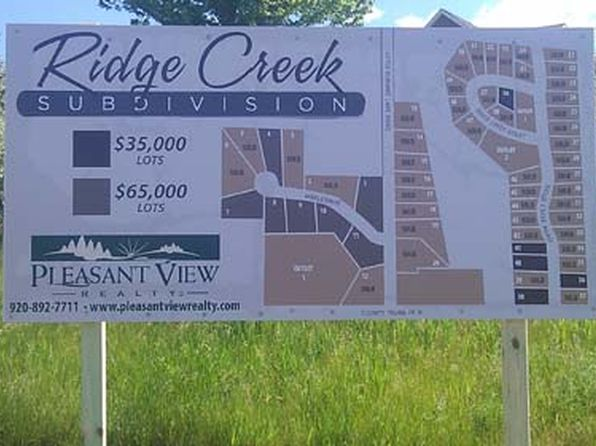 null bed null bath Vacant Land at 0 Ridge Creek Rd Elkhart Lake, WI, 53020 is for sale at 35k - 1 of 4