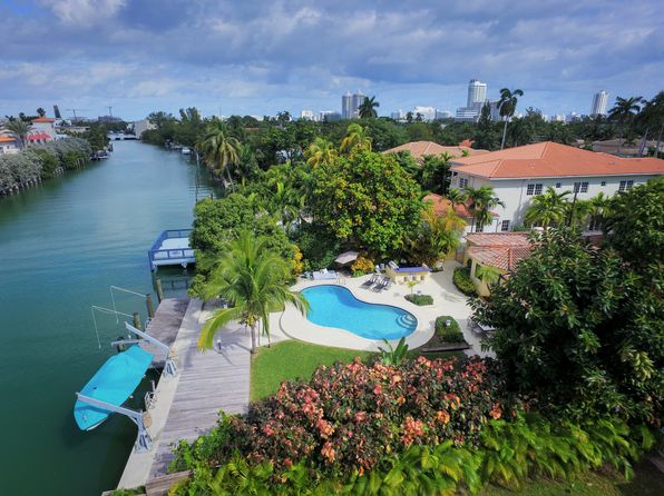 4 bed 4 bath Single Family at 3434 Chase Ave Miami Beach, FL, 33140 is for sale at 3.20m - 1 of 10