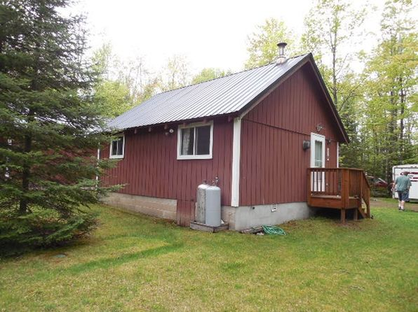 2 bed 1 bath Single Family at 6471 N Boat Landing Rd Watersmeet, MI, 49969 is for sale at 135k - 1 of 15