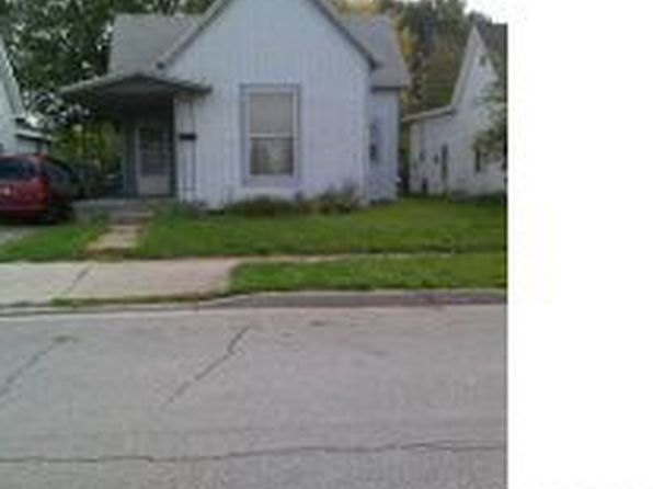 3 bed 1 bath Single Family at 801 S Diamond St Kokomo, IN, 46901 is for sale at 25k - google static map
