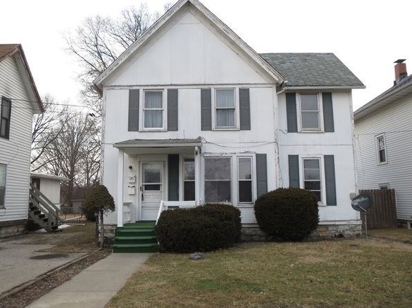 2 bed 2 bath Multi Family at 1405 W 1st St Dixon, IL, 61021 is for sale at 30k - google static map