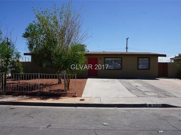 5 bed 2 bath Single Family at 3305 Palomar St North Las Vegas, NV, 89030 is for sale at 160k - 1 of 25