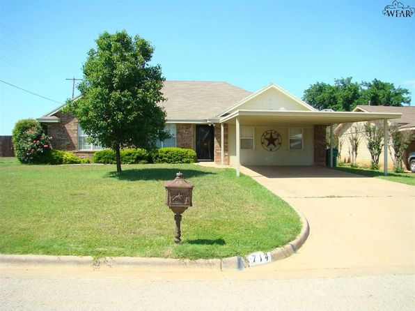 3 bed 2 bath Single Family at 714 W Clara Ave Iowa Park, TX, 76367 is for sale at 126k - 1 of 7