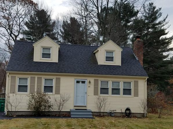 4 bed 2 bath Single Family at 89 Mill St Burlington, MA, 01803 is for sale at 525k - 1 of 14