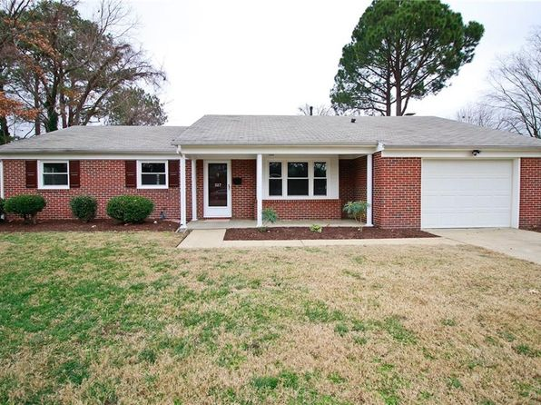 3 bed 2 bath Single Family at 327 Beechmount Dr Hampton, VA, 23669 is for sale at 225k - 1 of 32