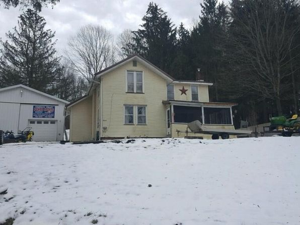 4 bed 2 bath Single Family at 5010 Mount Pleasant Rd Moravia, NY, 13118 is for sale at 145k - 1 of 18