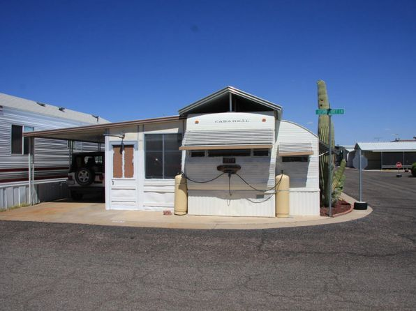1 bed 1 bath Mobile / Manufactured at 3513 N Joshua Tree Ln Florence, AZ, 85132 is for sale at 19k - 1 of 14