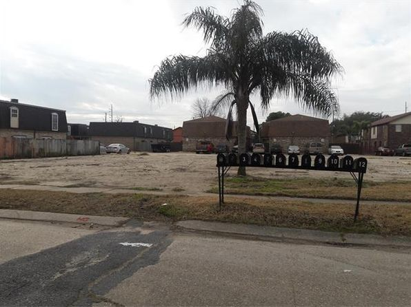 null bed null bath Vacant Land at 1733 42nd St Kenner, LA, 70065 is for sale at 125k - 1 of 3