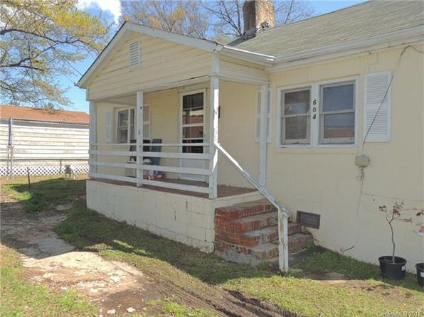 2 bed 1 bath Single Family at 604 N Falls St Gastonia, NC, 28052 is for sale at 28k - 1 of 3