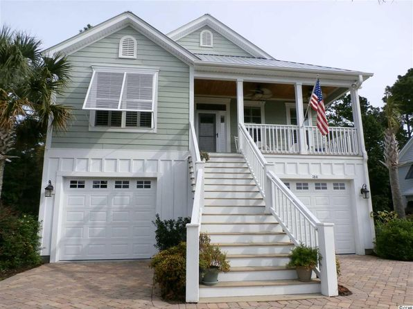 4 bed 3 bath Single Family at 164 Graytwig Cir Murrells Inlet, SC, 29576 is for sale at 370k - 1 of 25