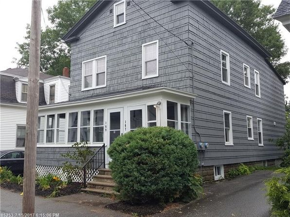 4 bed 2 bath Multi Family at 167 PLEASANT ST SACO, ME, 04072 is for sale at 256k - 1 of 21