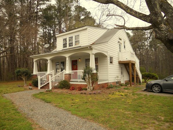 4 bed 2 bath Single Family at 8545 Mary Ball Rd Lancaster, VA, 22503 is for sale at 130k - 1 of 5