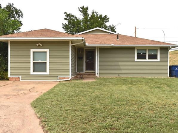 3 bed 2 bath Single Family at 1 Cottonwood Dr Chickasha, OK, 73018 is for sale at 65k - 1 of 17