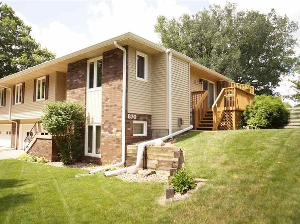 2 bed 3 bath Condo at 870 47th Ave East Moline, IL, 61244 is for sale at 133k - 1 of 22