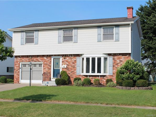 5 bed 2 bath Single Family at 36 Leonard Dr Depew, NY, 14043 is for sale at 170k - 1 of 12