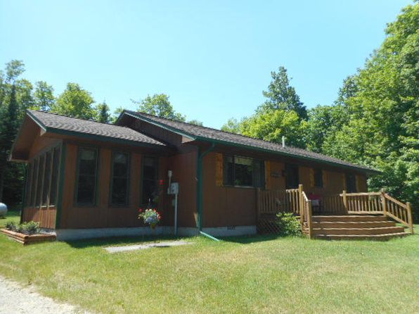 2 bed 1 bath Single Family at 23547 M-28 McMillan, MI, 49853 is for sale at 160k - 1 of 53