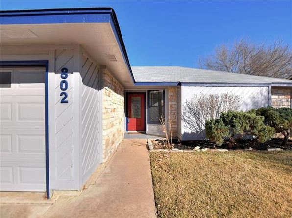 3 bed 2 bath Single Family at 802 Fieldstone Pl Round Rock, TX, 78664 is for sale at 195k - 1 of 24