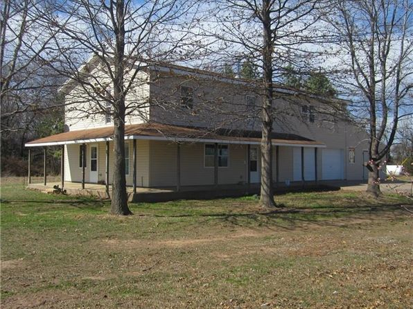 4 bed 3 bath Single Family at 20897 N County Road 4510 D Stigler, OK, 74462 is for sale at 214k - 1 of 23