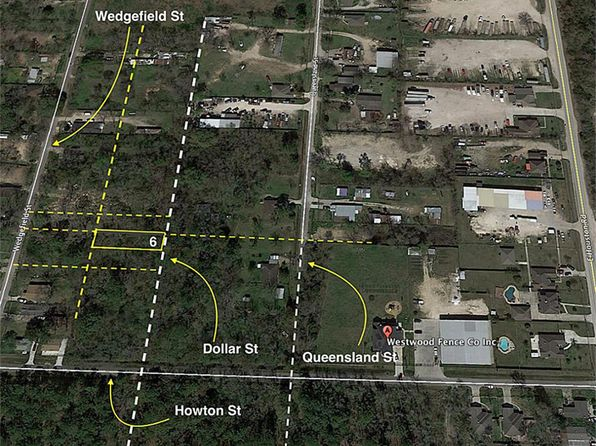 null bed null bath Vacant Land at 6131 Dollar St Houston, TX, 77028 is for sale at 5k - 1 of 2
