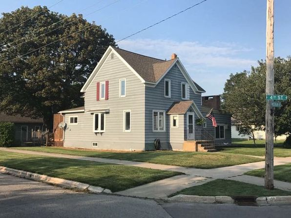 4 bed 3 bath Single Family at 324 Michigan Ave Gladstone, MI, 49837 is for sale at 125k - 1 of 40