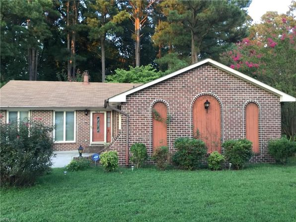3 bed 2 bath Single Family at 1605 Colonial Ave Smithfield, VA, 23430 is for sale at 176k - google static map